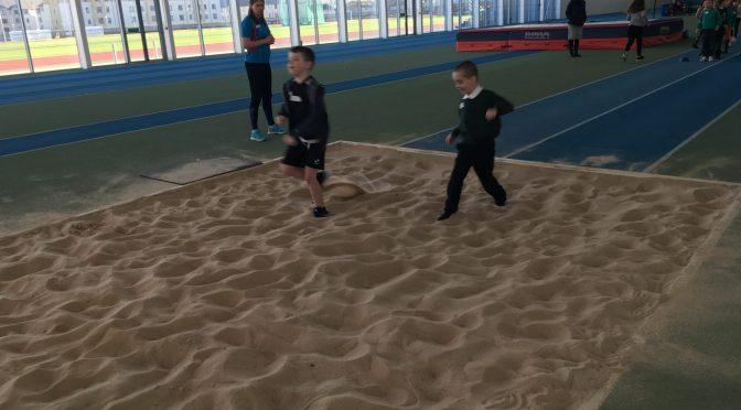 Athletics at Aberdeen Sports Village