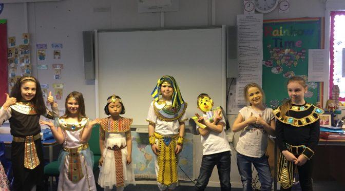 Amazing Egyptians!