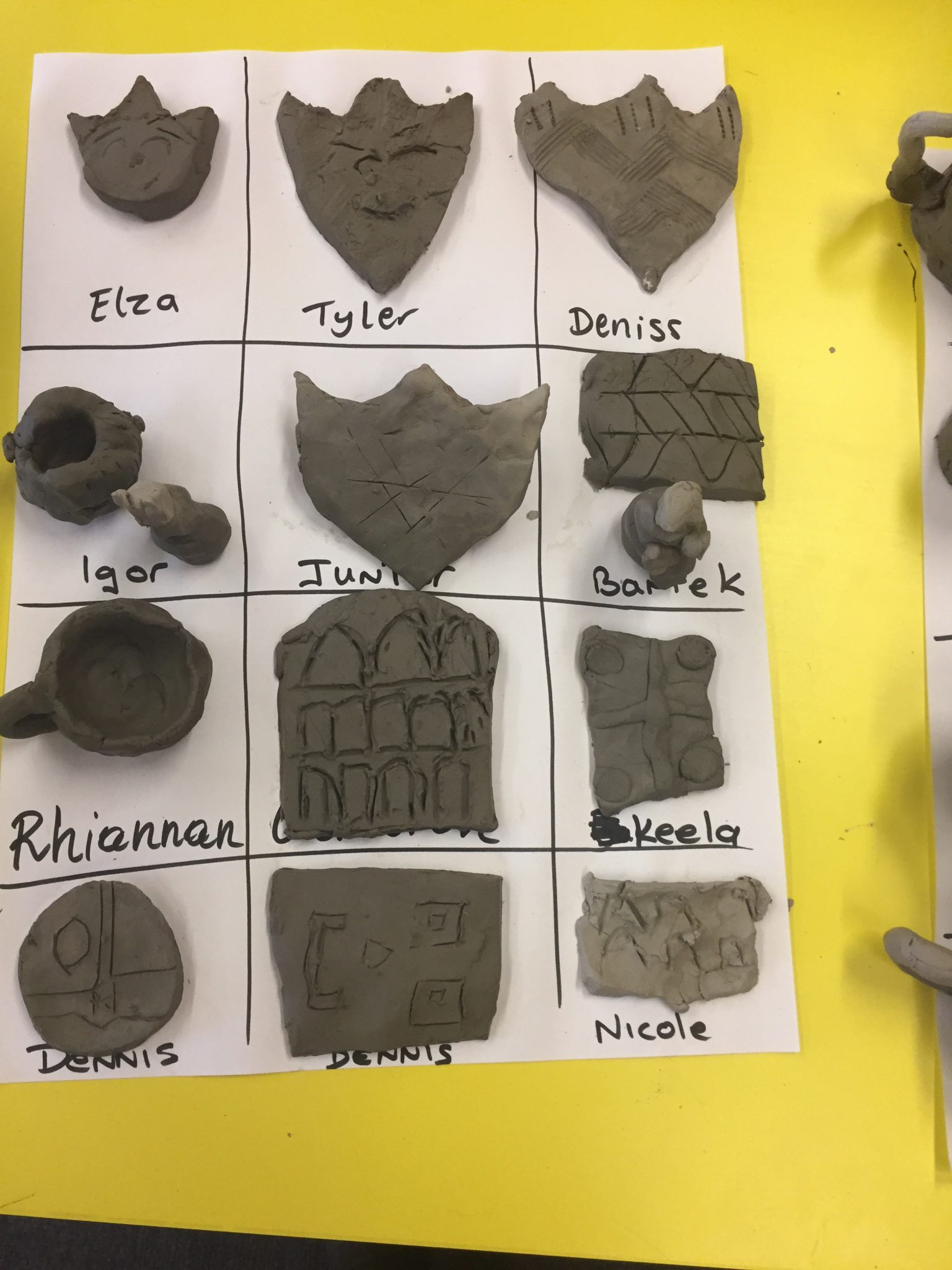 how to make clay models