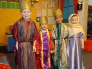Nativity performance 004