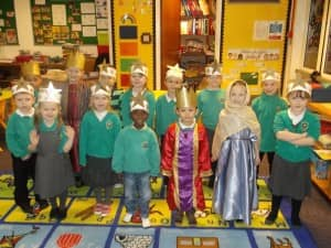 Nativity performance 007