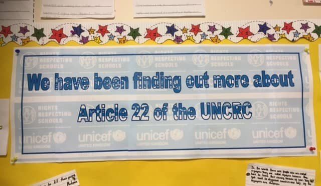 Finding Out More About Article 22 of the UNCRC