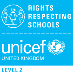 Rights Respecting School New Logo Level 2